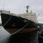 Arctic trip Day 11 - The Lenin icebreaker