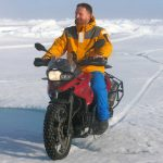 Arctic trip Day 6 - Motorcycle