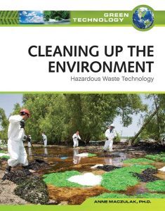 Cleaning Up The Environment -  Anne Maczulak