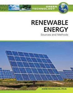 Renewable Energy - Anne Maczulak