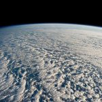 Stratocumulus Clouds contain microbial cells and bacteria over the Pacific Ocean